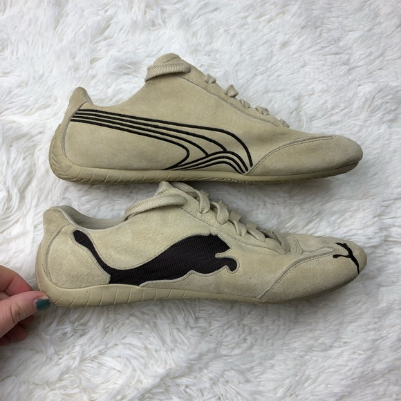 4c628121a7483 Puma Speed Cat Suede Tennis Shoes Sneakers 5P